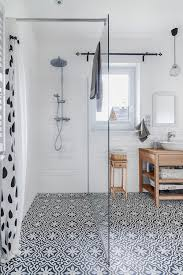 black and white bathroom tiles ideas save or splurge black white floor tile studio mcgee stylish and