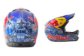 custom motocross helmet painting best bike helmet designs red bull helmet styles