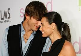 photos of demi moore ashton kutcher and anne heche at the las