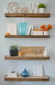 Home Decor Shelf Ideas Best 25 Floating Shelf Decor Ideas On Pinterest Shelving Decor