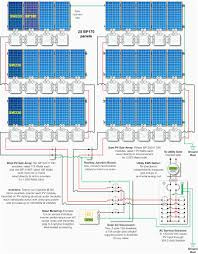wiring diagram for solar power system beauteous panels