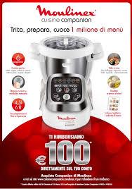 cuisine moulinex cuisine companion di moulinex ti rimborsa eimag eimag