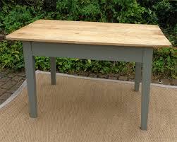 table bois cuisine table cuisine bois peint idée de modèle de cuisine
