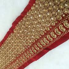Embroidered Home Decor Fabric Embroidered Curtains India Business For Curtains Decoration