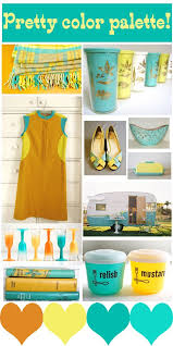 Yellow Color Combinations 36 Best Color Teal Images On Pinterest Colors Color Combos And