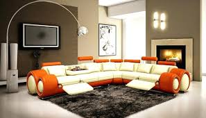 Leather Sectional Sofa With Chaise Leather Sectional Sofa With Chaise And Recliner U2013 Knowbox Co