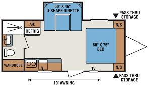 R Pod Camper Floor Plans Layout 1995 Palomino Colt Camping U2014 Camper Renovation