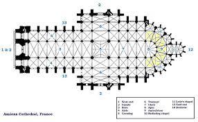 washington national cathedral floor plan gothic art and architecture p serenbetz