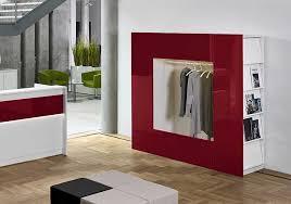 designer garderobenschrank wartezimmermöbel mit besucherstühlen sitzbänken ablagen und