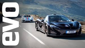 porsche mclaren p1 mclaren p1 v porsche 918 spyder which is fastest evo track battle