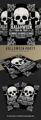 967 best halloween flyer templates images on pinterest flyer