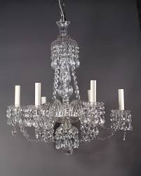 cute antique crystal chandeliers on home decoration ideas with