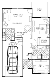 one home floor plans patio home house plans home design ideas and pictures