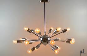 Atom Chandelier Chandelier Overstock Chandeliers Chandelier L Sputnik Style