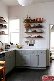 kitchen cabinet colors that hide dirt painting ideas gray kitchen cabinet colors apartment therapy