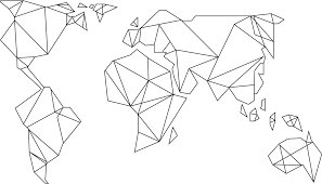 How To Draw The World Map by How To Draw A Simple Person Free Here