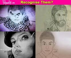 check out these bizarre sketches of salman khan deepika padukone