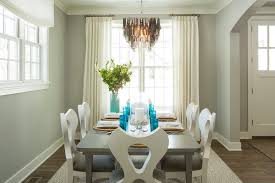 benjamin moore gray owl dining room beach with beach style beach