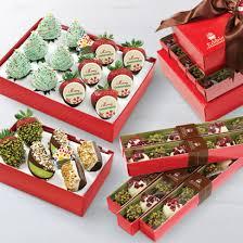 christmas fruit arrangements edible arrangements fruit baskets christmas magic gift tower