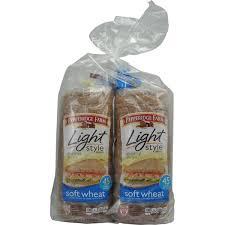 pepperidge farm light bread pepperidge farm fresh bakery light style soft wheat bread from jewel