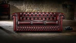Leather Chesterfield Style Sofa Chesterfield Style Sofa Fabric Joze Co