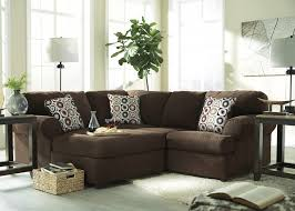 Corner Settees And Sofas Jayceon Java 2 Pc Laf Corner Chaise Sectional 64904 16 67