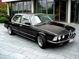 1977 bmw 7 series 735i bmw 7 series e23 1977 1986 bmw 7 series