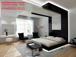 50 Black And White Bedroom Design Ideas Gypsum Design For Bedroom