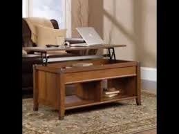 Carson Coffee Table Sauder Carson Forge Lift Top Coffee Table Review