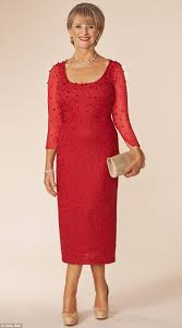 elderly woman clothes helen mirren the dress that can make any middle aged woman look