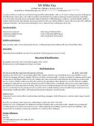 how to write a good resume ehow