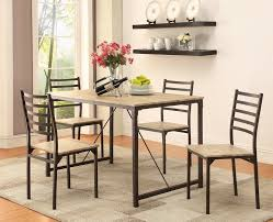 loon peak brea 5 piece dining set u0026 reviews wayfair