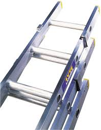 M To Ft by 3 Section Trade Ladder 14 Rung Elt340 Amazon Co Uk Diy U0026 Tools