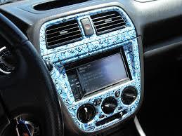 subaru wrx customized satch style painted radio bezel u2013 cars natemichals com