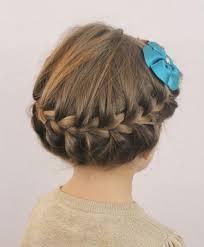 Hochsteckkurzhaarfrisuren Geflochten by 55 Kreative Mädchen Frisuren Hair Styling Der Kleine Dame