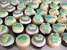 yellow green u0026 grey baby shower cupcakes chocolate u0026 vani u2026 flickr