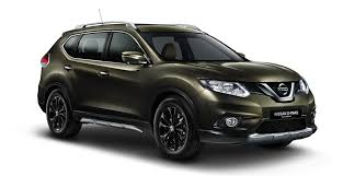 nissan accessories for x trail nissan malaysia x trail aero edition overview