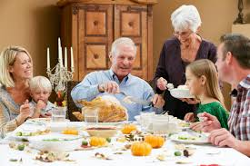 thanksgiving might be an american tradition but not all families
