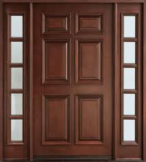 Exterior Kitchen Door With Window by Best 25 Entry Door With Sidelights Ideas On Pinterest Entry
