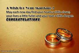 new marriage wishes quotes for new married wedding tips and inspiration