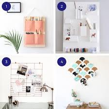 diy deco bureau déco 7 idées diy pour aménager votre bureau makersmakers