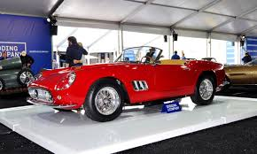 ferrari california 1961 car revs daily com 1961 ferrari 250gt swb california spider 13