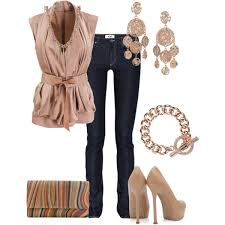 polyvore casual casual chic polyvore