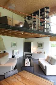 Space Home Building Comfort Space With Mezzanine Levels Ocean Home August