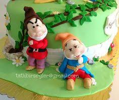 Snow White U0026 The Seven Dwarfs Kids Cake Ideas Kids Cake Ideas