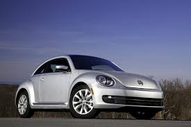 volkswagen bug 2012 vw beetle hybrid prototype previewed outside new york auto show