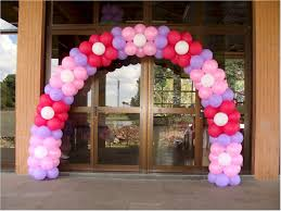 arch decoration affordable balloon decoration package bounce house rentals in