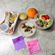 lunch box diet a preview into my diet food in the bag