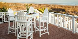 impressing plastic lumber outdoor furniture architecture and