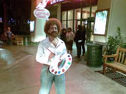Ross Costumes Halloween Happy Trees Bob Ross Costumes Costume Pop